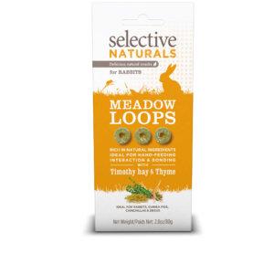 Selective Meadow Loops