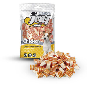 Mini chicken&Cod Sandwich