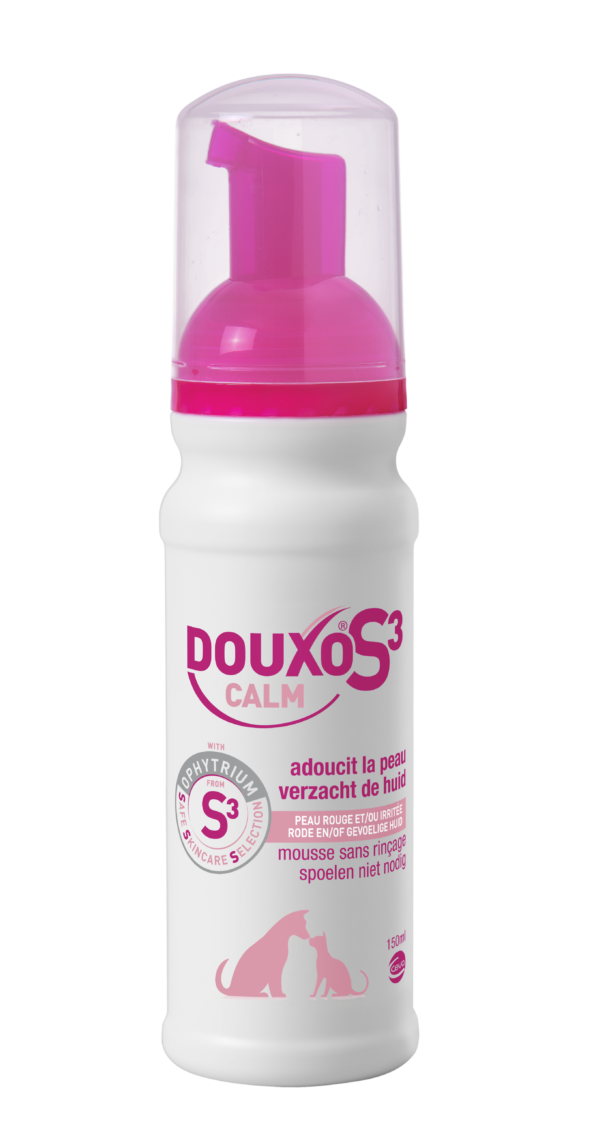Douxo-Calm-Mousse S3-150ml-BE-NL