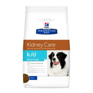 Hills pdiet Canine KD early stage
